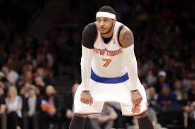 Carmelo Anthony Bench Press Carmelo Anthony Focused On New York Knicks Not Drama With Phil