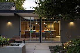eichler house renovation by klopf architecture kitchen cabinets