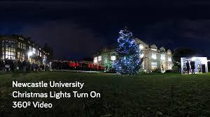 newcastle tree lights turn on 360º