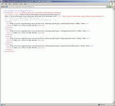 xml sitemap mod for oscommerce