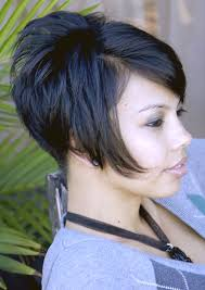 xtreme align hair cut dramatic a line bob images