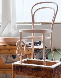 Thonet Bistro Chair Peter Thonet Profile Designcurial