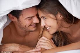 Lovely Couple In Bed Lying In Bedroom 10 Rules That Every Long Term Couple Must Follow In The Bedroom To
