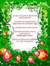 children u0027s christmas party bahamas crisis centre