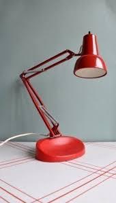 Red Desk Light Luxo Desk Lamp Foter