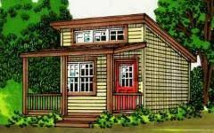 small cottage plans easy to build cabin plans