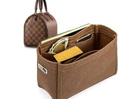 bag purse organizer louis vuitton bags felt purse