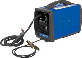 mig 100e flux cored wire feed welder princess auto