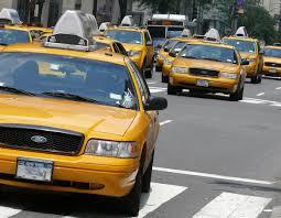 bureau des taxis yellow cab