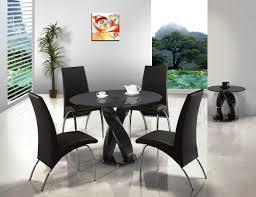 Glass Kitchen Table Sets Designs Ideas - Round glass kitchen table sets