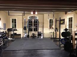 wonderful blue glas cool design home gym room wall mirror treasmil