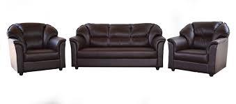Best Sofa Sets Online Shopping India Westido Manhattan Brown 3 1 1 Seater Sofa Set Buy Westido