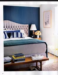 bedroom design wonderful dark blue feature wall feature wall