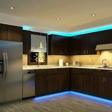 best cabinet kitchen led lighting best led lights for kitchen