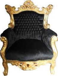 Versace Armchair Baroque Armchair