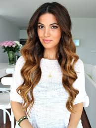 barrel curl hairpieces soft bouncy curls tutorial negin mirsalehi