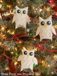 snow owl ornaments owl ornament owl and ornament