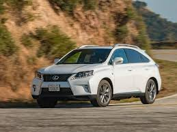 lexus rx 350 2015 lexus rx 350 awd f sport long term update l certified