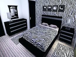 Zebra Print Duvet Cover Zebra Print Bedding Animal Print Bedding Sheets Animal Print