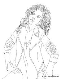 kate moss coloring pages hellokids com