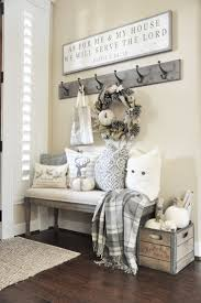 50 awesome ideas to make apartment living room decor on budget autumn s in the air fall home tour rustic entrywayfall entryway decorentry way decor ideasautumn decor bedroomfall apartment