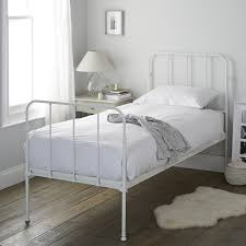 Kitsch Bedroom Furniture Stamford Single Bed Beds Furniture Home The White Company