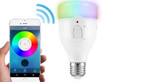 wifi enabled light bulb avantek wifi smart light bulb youtube