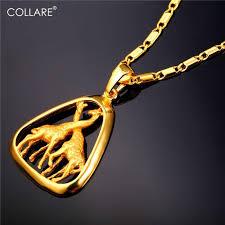 necklace pendants wholesale images African giraffe pendant vintage resales plus jpg