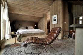 chambre montagne deco chambre chalet montagne décoration de maison contemporaine