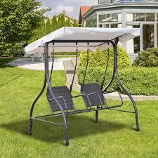 Swing Patio Chair Porch Swing Ebay