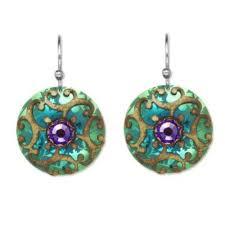 niobium earrings 109 best niobium titanium jewelry images on titanium