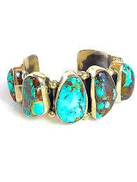 bracelet fine images Federico cuff bracelet fine silver turquoise jewelry amandamills jpg