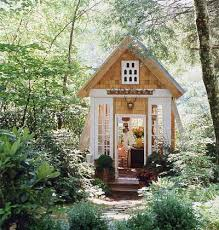 How To Build A Small Shed House by Best 25 Garden Houses Ideas On Pinterest Houses To Fairy