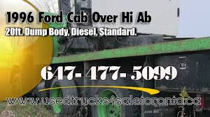 kenworth for sale ontario ford hiab used 1997 ford hiab for sale toronto ontario youtube