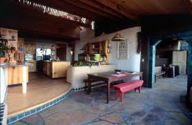 Online Interior Design Degrees Mongrel Media Garbage Warrior Interior Kitchen Of Earthship Taos