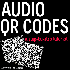 making audio qr codes a step by step tutorial the brown bag