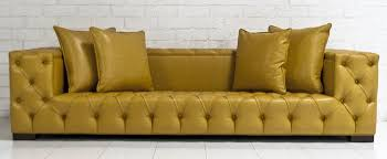 Tufted Faux Leather Sofa by Www Roomservicestore Com Tufted Fat Boy Sofa In Gold Faux Leather