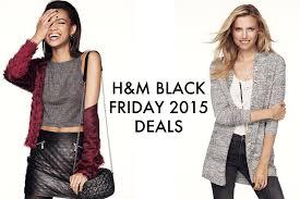 h m 2015 black friday cyber monday deals