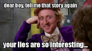 Lies Memes - states times review spreading lies unscrambled sg