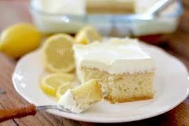 lemon dream cake the country cook