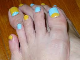 easy nail art for toes 12 nail art ideas for your toes