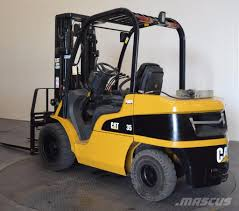 used caterpillar gp35n lpg forklifts year 2007 for sale mascus usa