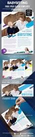 babysitting flyer template free u2013 by elegantflyer
