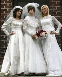 history of the wedding dress 25 wedding dresses reflect 100 years of area history the blade
