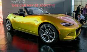 mazda mx 5 4x4 2016 mazda mx 5 colorizer shows roadster look in 26 new paints