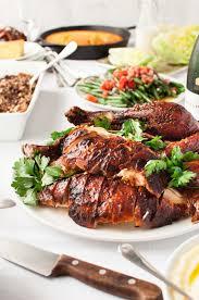 turkey brine mix genius easy roast turkey brined recipetin eats