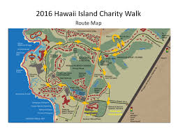 Map Of Hawaii Island Hawai I Island