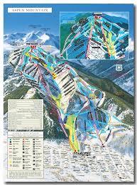aspen map aspen mountain trail map mountain chalet aspen
