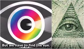 Illuminati Flag This Bizarre Video Shows That Prisma Is Actually Made By The