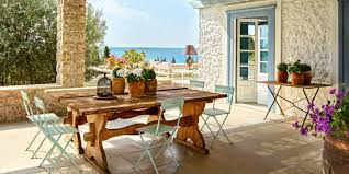 Creative Home Decorating Ideas With GreekSummer Inspiration - Dining room table decorations for summer